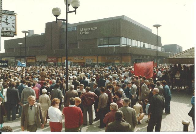 Barnsley May Day 1984