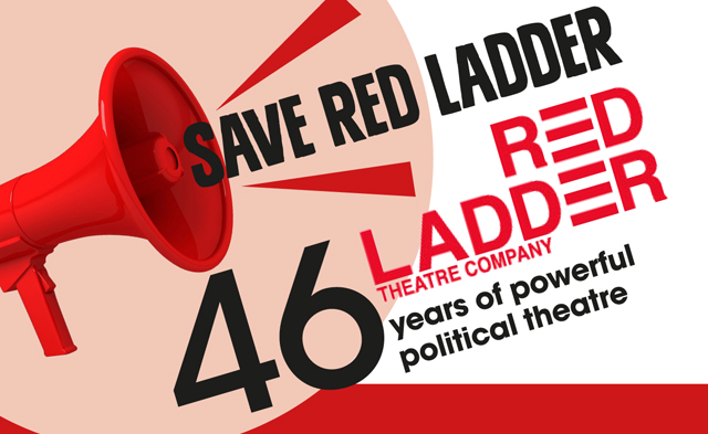 Save Red Ladder