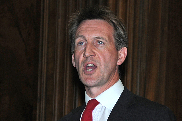 Barnsley Central MP, Dan Jarvis (c) Andy Hemingway